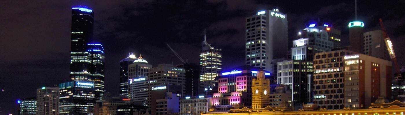 Yarra cityscape