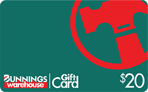 Bunnings Warehouse Gift Card